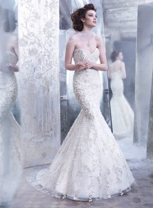 May áo cưới theo số đo, mẫu lựa chọn