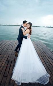 Album ảnh cưới trọn gói dã ngoại Hồ Núi Cốc: 18.600.000đ