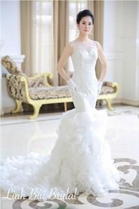 Cho thuê váy cưới đẹp