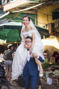 Album ảnh cưới trọn gói dã ngoại nội thành Hà Nội: 4.400.000đ