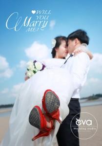 Album ảnh cưới trọn gói dã ngoại nội thành Hà Nội: 9.750.000đ