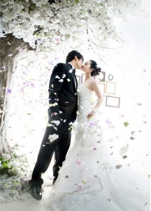 Combo giảm giá album ảnh cưới trọn gói cho các cặp đôi