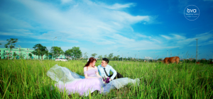Phim trường, khu chụp ảnh cưới đẹp chuyên nghiệp trong nội thành Hà Nội